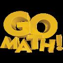 GoMath logo