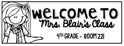 Class Information Packet logo