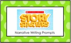 Story Starters logo