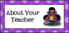 About Your Teacher logo